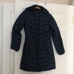 North Face down coat.